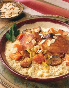 Ethiopian-Style Chicken with Figs(1)