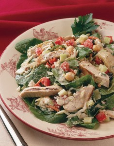 Grecian Chicken Slaw(1)