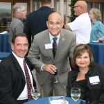 Bill Trogdon, Bill Mattos, & Sara Trogdon