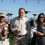 Bob Cornell, Matt Junkel, & Sue Cornell