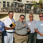 Bob Rochelle, Maury Ore, Bill Hoobler, Bill Mattos, & John Kenney