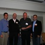Diamond Club Award – Darling International, Don DeSmet & Jim Roth