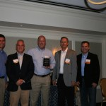 Diamond Club Award – International Paper, Tracy Plant, Bill Lewis, Greg ORielly, & Randy Dickson