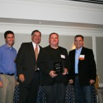 Diamond Club Award – Pfizer Animal Health Global Poultry, Maury Ore & John Kenney