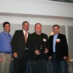 Diamond Club Award – Pfizer Animal Health Global Poultry, Maury Ore & John Kenney