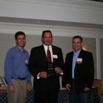 Diamond Club Award – Wells Fargo Bank, Bill Trogdon