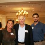 Dr. Annette Jones, Dr. Rich Breitmeyer, & Christian Bagocius