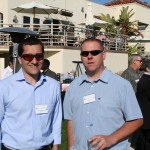 Dr. Rodrigo Gallardo & John Kenney