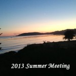 Summer Meeting 2013