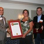 Golden Rooster Award to Dr. Annette Jones, CDFA