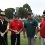 John Bedell, Jeff Meyer, Tim Beck, & Dalton Rasmussen