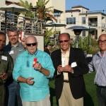 Joseph Clopton, Dale Knight, Vaughn King, Manuel Ponte, & Bill Mattos
