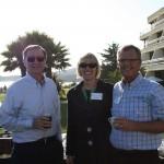 Mike FitzGerald, & Steve & Kristi Strand
