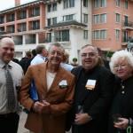 Tim Beck, Jack Gregory, Bob Shipley, & Betty Gregory