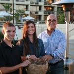 Vandon Weaver, Gabby Boccadoro, & Bill Mattos