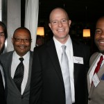 Assemblymember Ian Calderon, Assemblymember Reggie Jones-Sawyer, Bryan Reese (Foster Farms), Assemblymember Isadore Hall