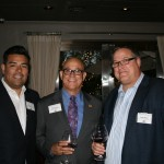 Senator Ricardo Lara, Bill Mattos (CPF), Dan Wilcox (Office of Assemblymember Adam Gray)