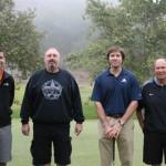 David Rubenstein, Jim Roth, Paul Price, & Manual Ponte