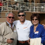 Jack Engle, Marty Jakosa, & Annie Brown