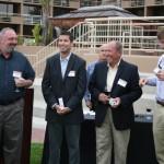 Jim Roth, David Rubenstein, Manuel Ponte, & Paul Price