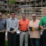 Mike Hogan, David Pitman, Brian Shamblin, & Ben Huisinga