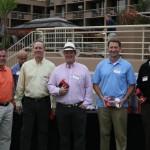Randy Dickson, Thomas Mathias, Kendall McLoud, & Don DeSmet