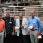 Todd Weaver, Mike Altomare, Matt Junkel, & Vanden Weaver