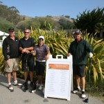 Golf Group 1 – Doug Arters, Todd Weaver, Vandon Weaver, & Mike Altomare