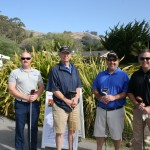 Golf Group 2 – Marty Thompson, Mike Fitzgerald, Brian Shamblin, & Mike Leventini
