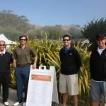 Golf Group 3 – Manuel Ponte, Paul Price, David Rubenstein, & Andrew King