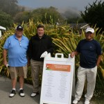 Golf Group 6 – Vaughn King, John Wilson & Bob Taylor