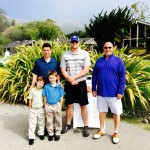 Golf Group 8 – David, Monte & Mitch Pitman, Aaron Hollander & Mike Hogan