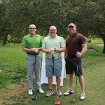 James McGinnis, Marty Thompson, and Billy Hufford