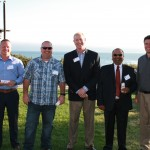 Jon Haraldsson, Brian Shamblin, Tom Bower, Hemanta Agarwala, and David Pitman